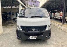 2018 Nissan Urvan NV350 M/T