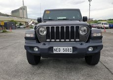 Sell second hand 2019 Jeep Wrangler