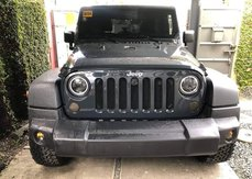 2018 Jeep Wrangler Unlimited Sport 3.6L V6 Gas Automatic