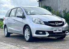 HONDA MOBILIO V automatic 2016mdl acq Fresh in and out BEST BUY top of the line