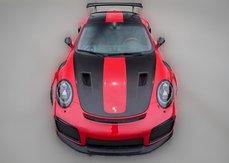 Brand new 2021 Porsche GT2RS Weissach Package