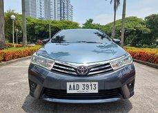 2014 Toyota Corolla Altis 1.6V AT