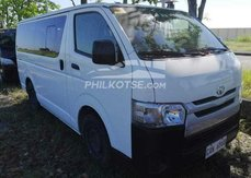 FOR SALE!!! White 2018 Toyota Hiace at affordable price