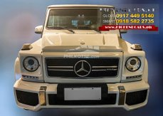 2017 MERCEDES BENZ G63 AMG IMPORTED
