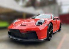 Brand new 2021 Porsche GT3 992