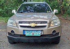 FOR SALE!!! Beige 2011 Chevrolet Captiva at affordable price
