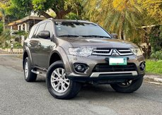 Good quality 2014 Mitsubishi Montero Sport GLX 4x2 A/T Diesel for sale