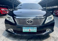 Toyota Camry 2012 G Automatic