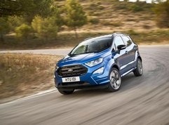 Ford EcoSport 2018 (facelift) Review: Price, Specs, Performance & Release date in the Philippines