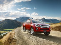 Isuzu Dmax 2018 Philippines Review: Price, Specs, Interior, Exterior & Blue power engine