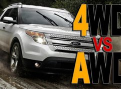 4WD vs AWD: Getting a grip on the road