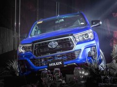 Toyota Hilux Conquest 2018 officially launched in the Philippines