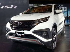 Toyota Rush 2018 to debut in the Philippines in Q2 2018