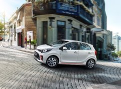 Kia Picanto Price in the Philippines - 2020