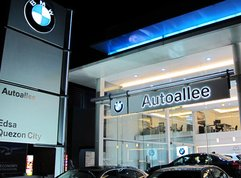 BMW Autoallee, North Edsa