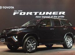 Toyota Fortuner price Philippines - 2019