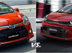 [Car Showdown 101] 2018 Toyota Wigo vs Kia Picanto: Who rules hatchback segment in the Philippines?
