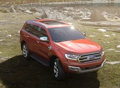 Ford Everest price Philippines - 2020