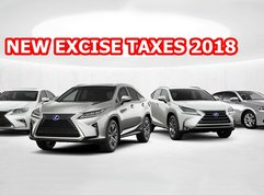 Lexus Philippines price list - January 2020