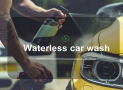 Eco-friendly Car Care: Waterless car wash and How to do?