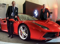 Ferrari Price in the Philippines - May 2020
