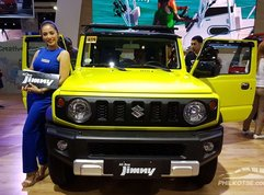 Suzuki Jimny price in the Philippines - 2020