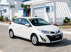 Toyota Yaris price in the Philippines - 2020
