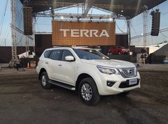 Nissan Terra price in the Philippines - 2020