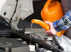 Dispose of your car fluids properly
