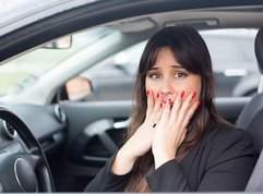 5 embarrassing moments while driving and how to avoid them