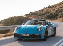 Porsche 911 Carrera is now available in Cabriolet and Coupe form