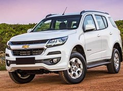 Chevrolet Trailblazer price Philippines 2019: Downpayment & Monthly Installment