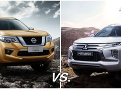 Nissan Terra vs Montero Sport Comparo: Which rules the mid-size SUV game?