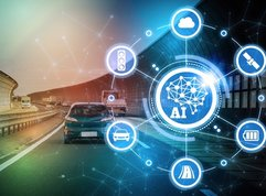 See what happens to the automotive industry after AI