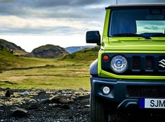 Suzuki Jimny: A contender for the Philkotse's subcompact SUV of the year