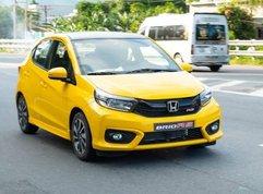 Honda Brio 2020: Subcompact of the year contender (A-Segment)