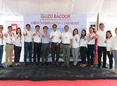 Isuzu Philippines to open another dealership in Bacoor, Cavite