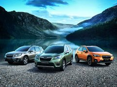 Subaru SUV Philippines: List of all models, brief review & pricelist