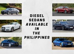 List of all sedan diesel cars in the Philippines for your choice