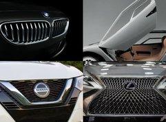 [Philkotse collection] Design features unique to specific car brands