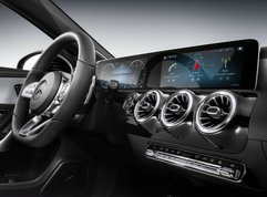 Unveil the myths behind Mercedes-Benz User Experience System