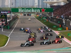 The 2020 F1 Chinese GP is postponed due to the Coronavirus outbreak