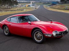 Toyota 2000GT | Why this Toyota is worth P 60 Million and that's OK?