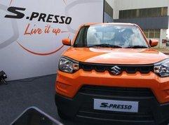 Suzuki announces pricing for the Suzuki S-Presso 2020 in the Philippines