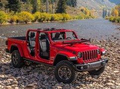 Jeep Gladiator might be debuting at 2020 MIAS