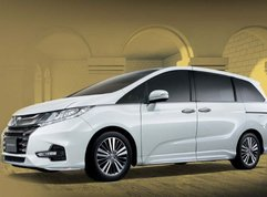Honda Odyssey 2020 Philippines Review: The Goldilocks zone of minivans