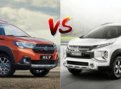 2020 Suzuki XL7 vs Mitsubishi Xpander Cross: Spec Sheet Battle