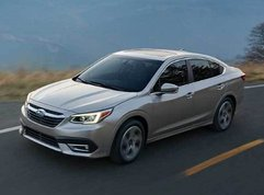 Is 2020 Subaru Legacy still available in the Philippines?