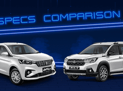2020 Suzuki XL7 vs Ertiga Comparison: Spec Sheet Battle
