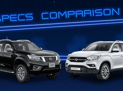 2020 SsangYong Musso Grand vs Nissan Navara Comparison: Spec Sheet Battle